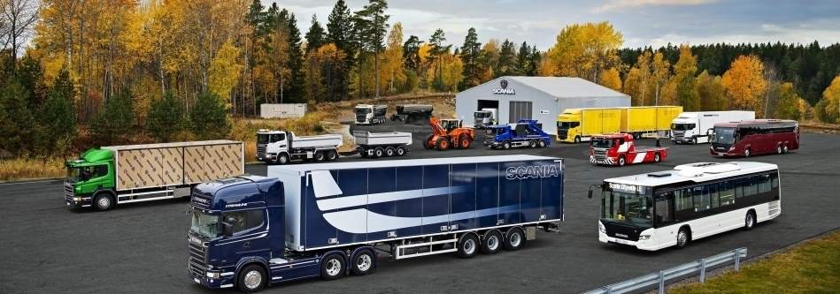 Scania Products